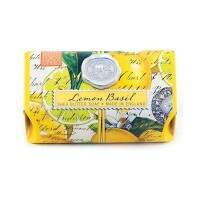 Sabonete em barra Michel Design Works 260g Lemon Basil SOAL8