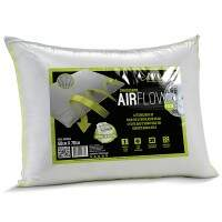 Travesseiro Airflow Ação Antimicrobiana 50x70cm Altenburg 01647301750001