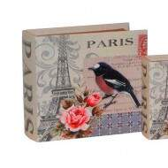Book Box Paris Bird GoodsBr P 31032