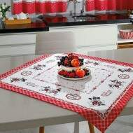 Toalha de mesa Mickey e Minnie Love Dohler 19035