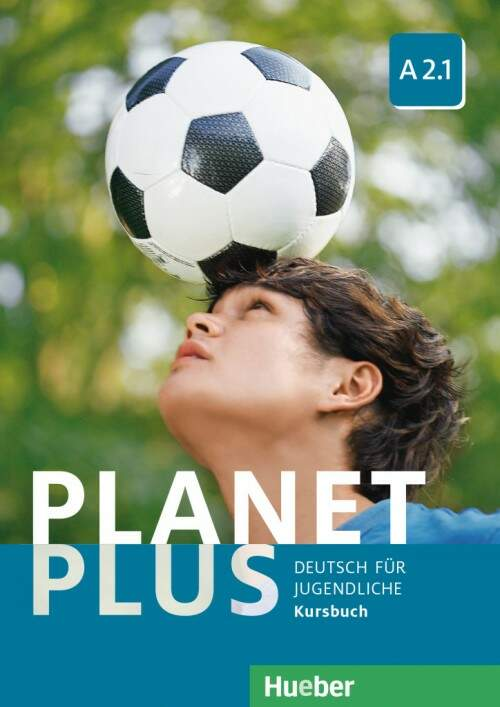 Planet Plus A2/1 - Kursbuch