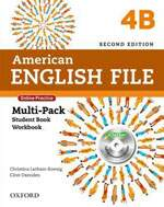 American English File 4B - Multipack - Second edition