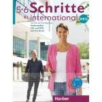 Schritte International Neu 5+6 Medienpaket - (SOMENTE AUDIO-CDs e DVD DO PROFESSOR)