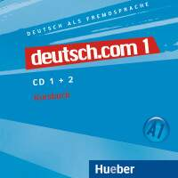 Deutsch.com 1 - CD de ÁUDIO - A1