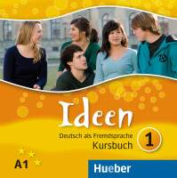 Ideen 1 - CD de ÁUDIO - A1