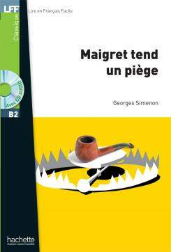 Maigret tend un piège + CD audio