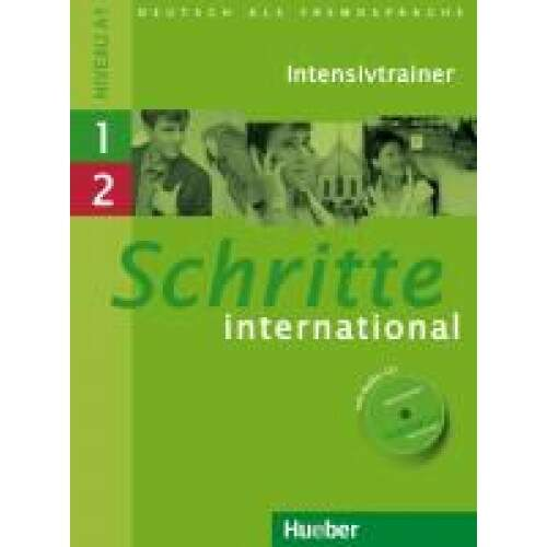 Schritte International Intensivtrainer 1 e 2 + CD - A1