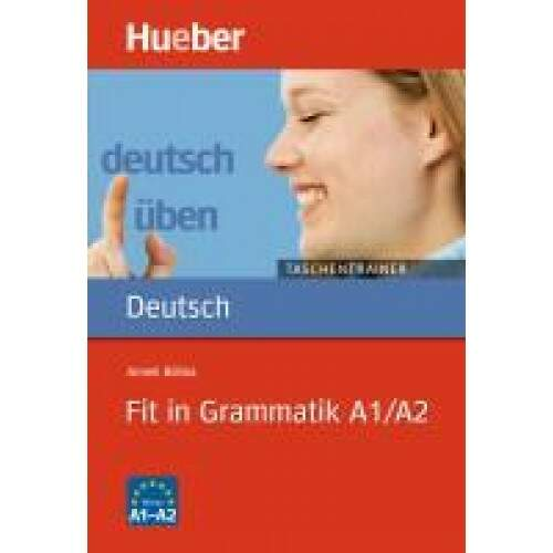 Taschentrainer - Fit in Grammatik - A1/A2