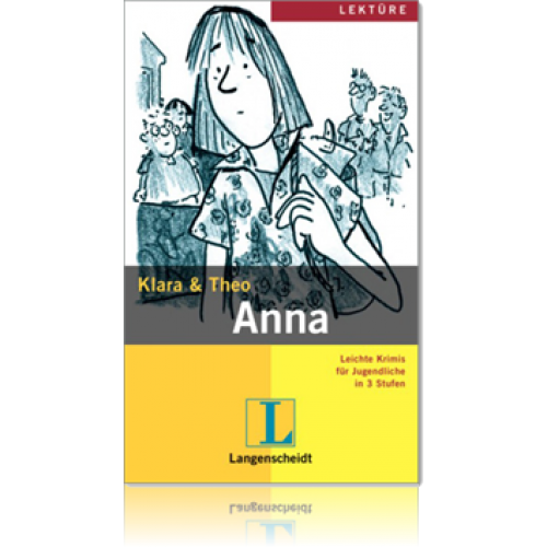 Klara Theo: Anna mit Audio-CD
