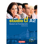 Studio D A2 Sprachtraining- Gesamtband Lektion 1-12