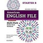 American English File Starter B - Multipack Second edition