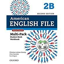 American English File 2B - Multipack Second edition