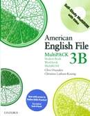 American English File 3B - Multipack Second edition