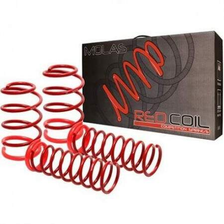 Mola Esportiva Red Coil - FIAT PALIO WEEKEND 16V (EXCETO 16 V)