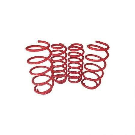 Mola Esportiva Red Coil - FORD NEW FIESTA 2013