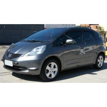 CALHA DE CHUVA HONDA NEW FIT 09/12 4P - 28.005