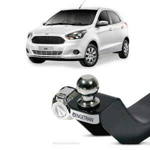 REBOQUE ENGATE FORD KA HATCH - SE PLUS SEL - 1.0/1.5 15/19 (EXCETO FREESTYLE)