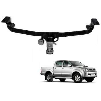 REBOQUE ENGATE REMOVIVEL HILUX CD/CS 06/... CAP. 1500KG