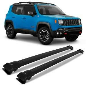 TRAVESSA TRANSVERSAL LARGA JEEP RENEGADE PRETA