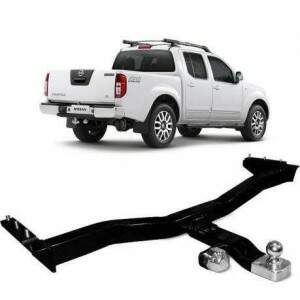 REBOQUE ENGATE NISSAN FRONTIER SELL 08/16