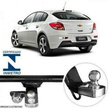 REBOQUE ENGATE GM CRUZE HATCH 17/...