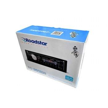 Rádio Automotivo USB SD AUX FM MP3 Roadstar