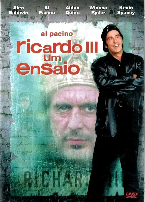 Ricardo III - Um Ensaio - ( Looking For Richard )