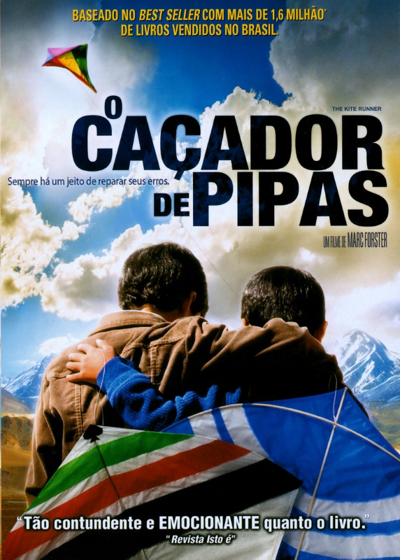 O Caçador de Pipas - ( The Kite Runner )
