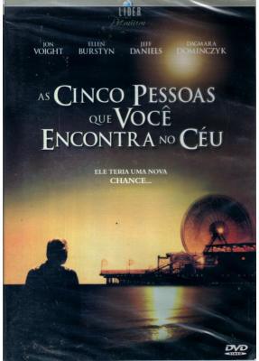 As Cinco Pessoas que Você Encontra no Céu - ( The Five People You Meet It Heaven )