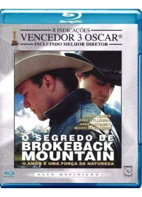 O Segredo de Brokeback Mountain - ( Brokeback Mountain )  [ Blu-Ray ]