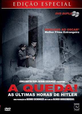 A Queda! As Últimas Horas de Hitler - 2 DVDs Digipack - ( Der Untergang )