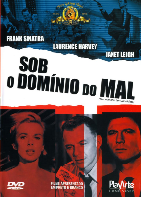 Sob o Domínio do Mal (1962) - ( The Manchurian Candidate )