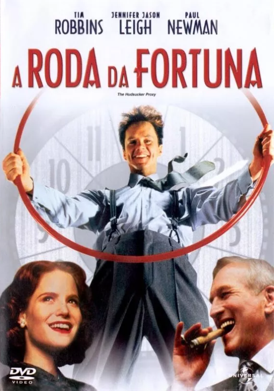 A Roda da Fortuna (1994)  - ( The Hudsucker Proxy )
