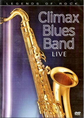 Climax Blues Band - Live - Legends Of Rock - EUA 1984