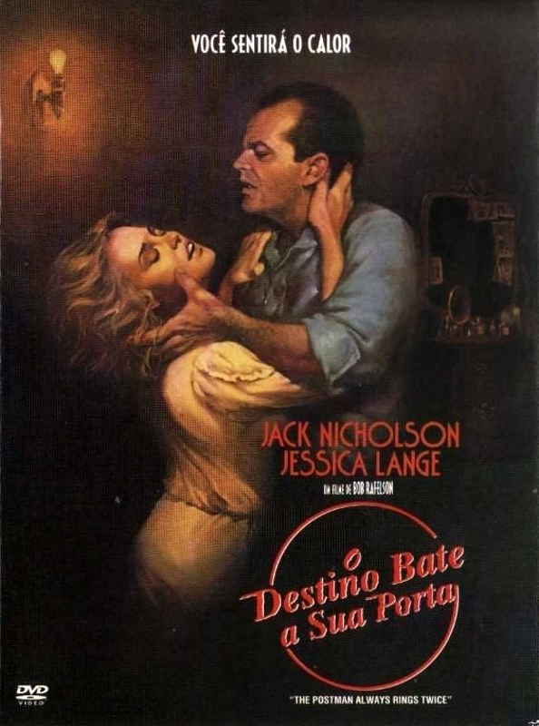 O Destino Bate a Sua Porta (1981)  - ( The Postman Always Rings Twice )