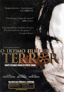 O Último Filme de Terror - ( The Last Horror Movie )