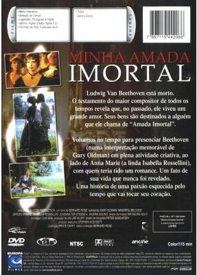 Minha Amada Imortal - ( Immortal Beloved )