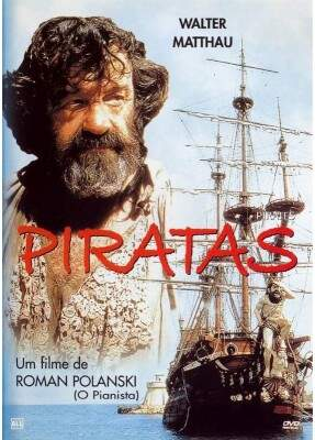 Piratas - [ Pirates ] de Roman Polanski