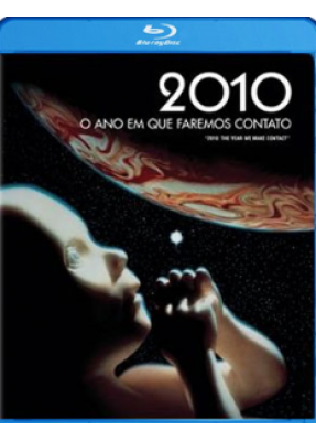 2010 - O Ano Que Faremos Contato - ( 2010 - The Year We Made Contact )  [ Blu-Ray ]