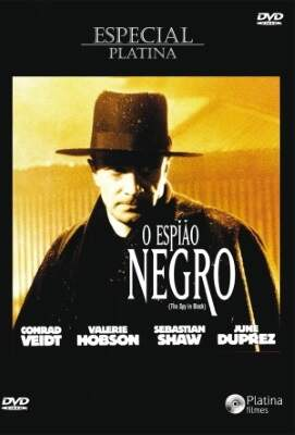 O Espião Negro - ( The Spy in Black )