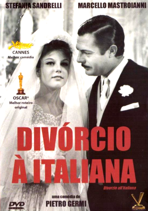 Divórcio À Italiana - ( Divorzio All\\\' Italiana )