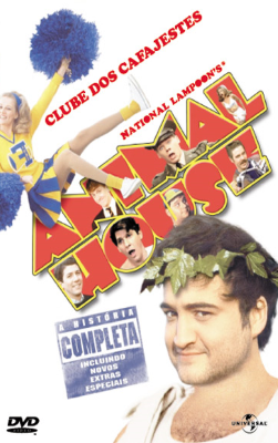 Clube dos Cafajestes - ( Animal House )