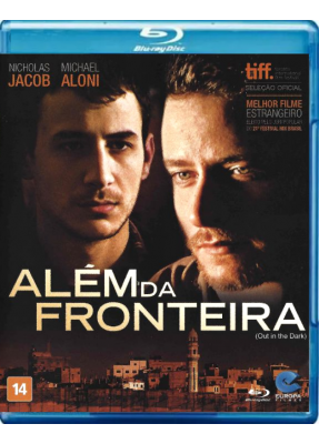 Além da Fronteira - ( Out In The Dark ) [ Blu-Ray ]