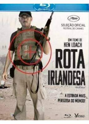 Rota Irlandesa - ( Route Irish ) [ Blu-Ray ]
