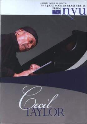 Cecil Tailer - The Jazz Master Class Series from NYU