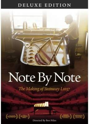 Note by Note: The Making of Steinway L1037