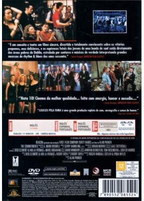 The Commitments - Loucos Pela Fama - ( The Commitments )