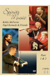 Spirits of Music - Bobby McFerrin, Nigel Kennedy And Friends - 2 DVDs