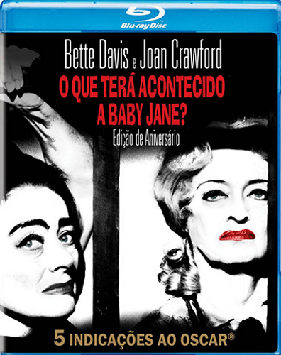 O Que Aconteceu A Baby Jane? - ( What Ever Happened to Baby Jane? ) [Blu-Ray]