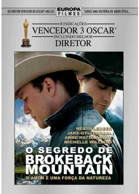 O Segredo de Brokeback Mountain - Edic. Digipak Para Colecionador ( Brokeback Mountain )